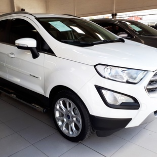 Ford Ecosport Titanium 2.0 16V At6 F