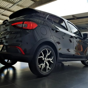 Fiat Argo Hgt 1.8 16V Flex