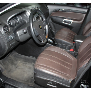 Chevrolet Captiva 2.4 Sidi 16V Gasolina 4P Automatico