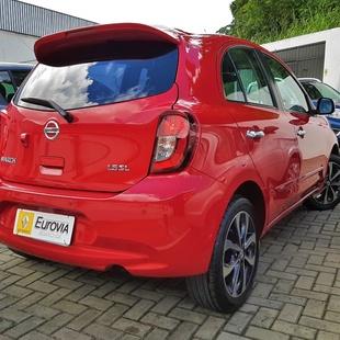 Nissan March Sl 1.6 16V Flexstart
