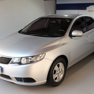 Kia Motors Cerato 1.6 Ex3 Sedan 16V Gasolina 4P Manual