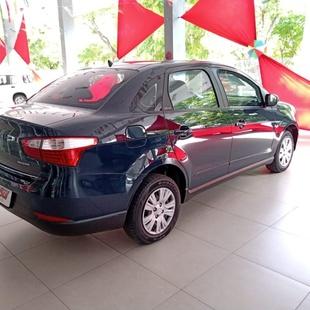 Fiat Grand Siena Attractive 1.4 8V Flex
