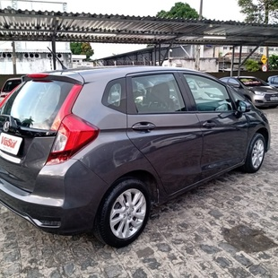 Honda Fit Lx 1.5 16V Cvt Flexo