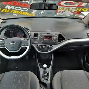 Kia Motors Picanto Ex 1.0 12V Mt Flex