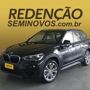 BMW X1 Sdrive 20I 2.0 Active 16V Flex Aut.