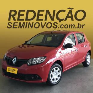 Renault SANDERO Authentique Flex 1.0 12V 5p