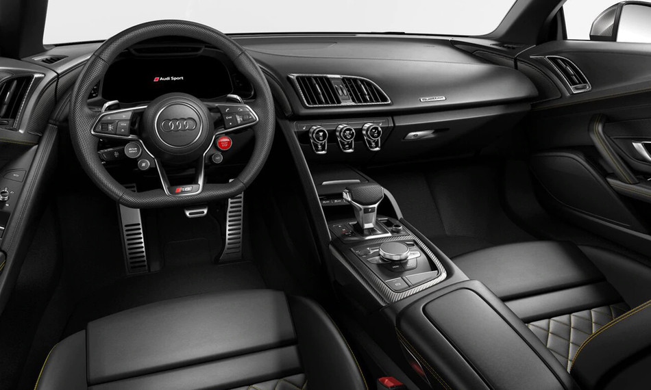 R8 Coupé 2021 - é na Caraigá Audi