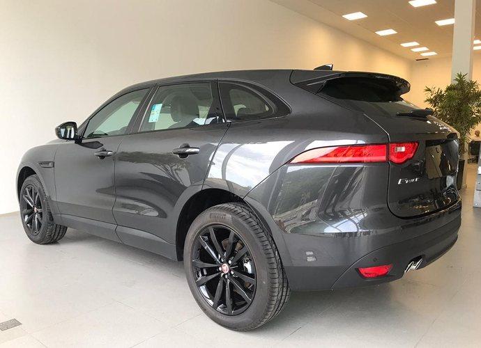 galeria Jaguar F-PACE PRESTIGE AWD TURBO DIESEL