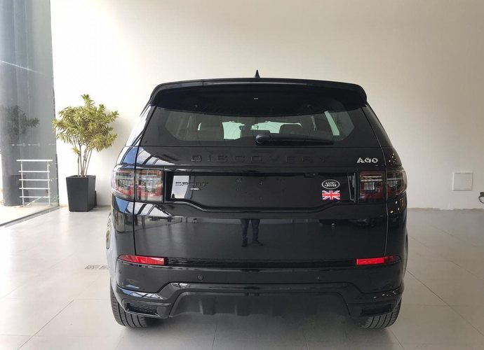 galeria Land Rover Discovery SPORT 2.0 D180 Turbo Diesel R-DYNAMIC SE