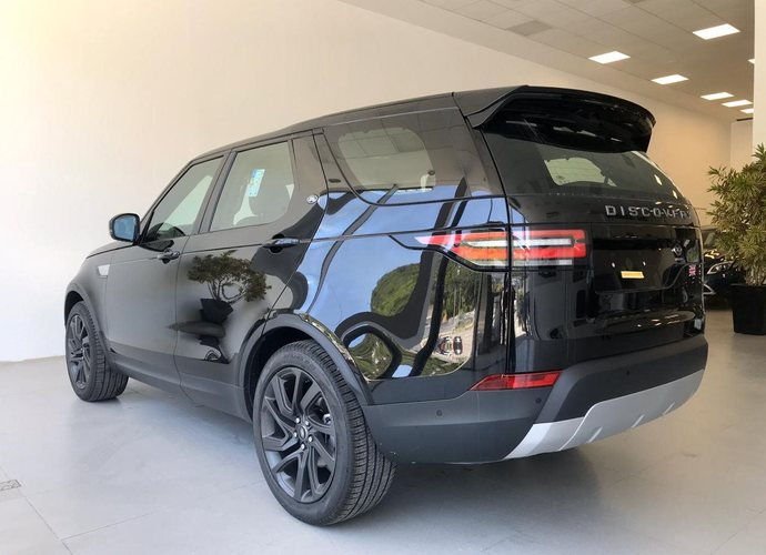 galeria Land Rover NEW Discovery HSE 4WD DIESEL 3.0 v6 td6