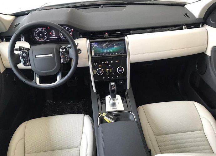 galeria Land Rover Discovery SPORT P250 TURBO FLEX SE