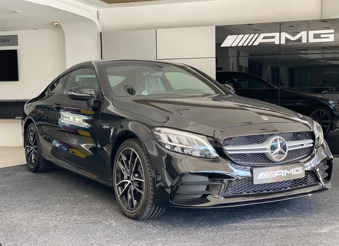 galeria Mercedes-AMG C43 Coupé