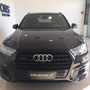 Audi Q7 3.0 V6 TDI Performance Black