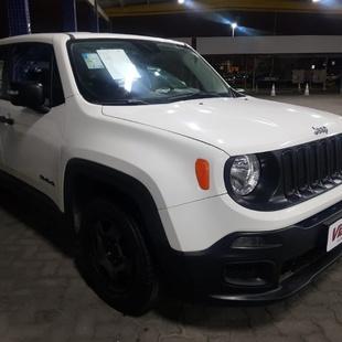 Jeep Renegade 1.8 16V At6 Flex