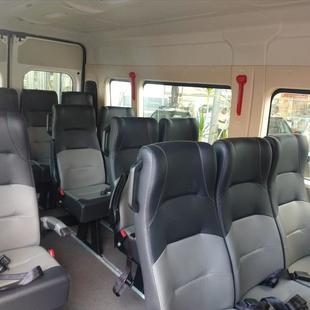 Fiat DUCATO 2.3 COMFORT DIESEL MINIBUS MANUAL