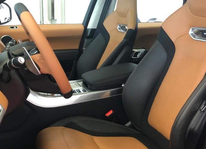galeria Range Rover Sport SVR