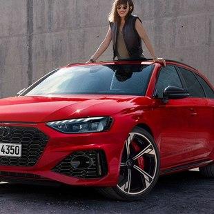 RS 4 Avant 2021 2021