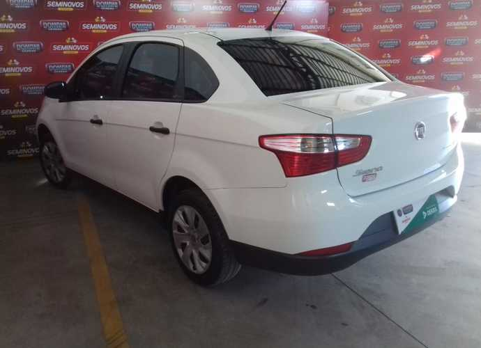 galeria GRAND SIENA 1.4 MPI ATTRACTIVE 8V FLEX 4P MANUAL