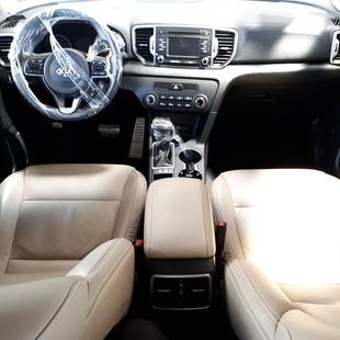 Kia SPORTAGE 2.0 LX FFG3 16V FLEX AT
