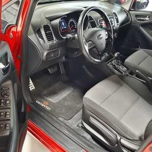 Kia CERATO SX 1.6 16V AT6 FLEX