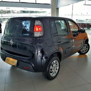 Fiat Uno Evo Attractive 1.0 Flex 4P