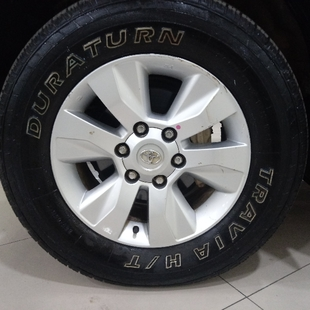 Toyota HILUX 2.7 SRV 4X4 CD 16V