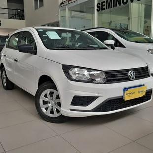 Volkswagen Gol 1.0 12V Mpi Total Flex 4P