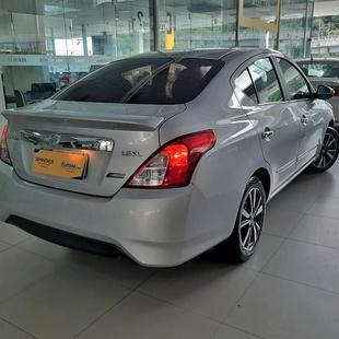 Nissan Versa Sl 1.6 16V Cvt Flexstart