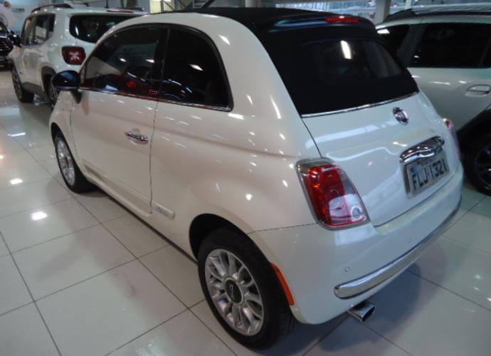 galeria FIAT 500 CABRIO AT