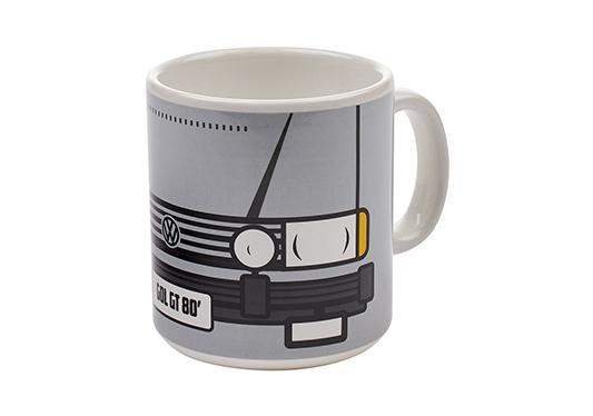 galeria Caneca Volkswagen Gol GT 80