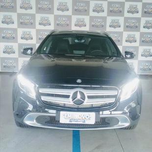 Mercedes Benz GLA 200 1.6 CGI ADVANCE 16V TURBO FLEX 4P AUTOMÁTICO