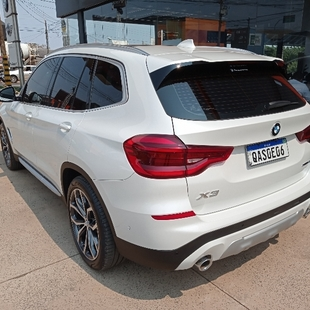 BMW X3 2.0 16V X Line30i Steptronic