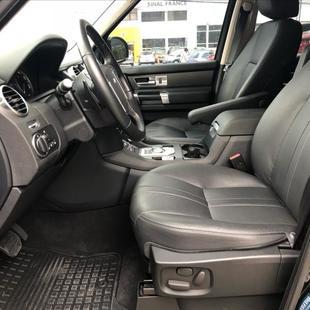Land Rover DISCOVERY 4 3.0 Black 4X4 V6 24V Bi-turbo