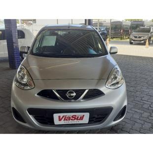 Nissan March Sv 1.0 12V Flexstart