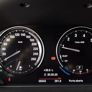 BMW X1 2.0 16V Turbo Activeflex25i Sport