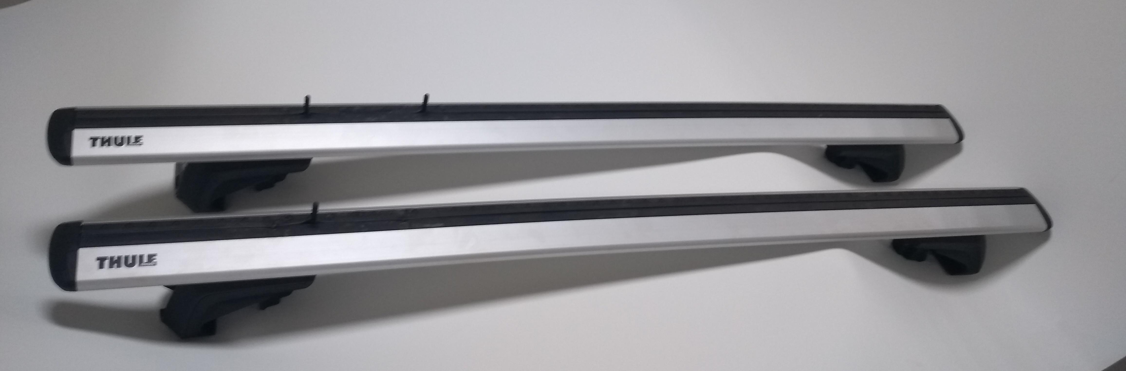 galeria Rack De Teto Thule - Sandereo Stepway