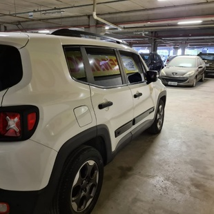 Jeep Renegade Sport 1.8 16V At6 Flex