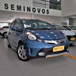 Honda Fit Twist 1.5 16V Mt Flex