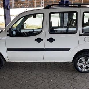 Fiat Doblo Essence 7Lug Hsd 1.8 16V Fle