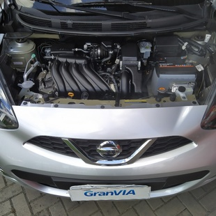 Nissan March Sl 1.6 16V Flexstart