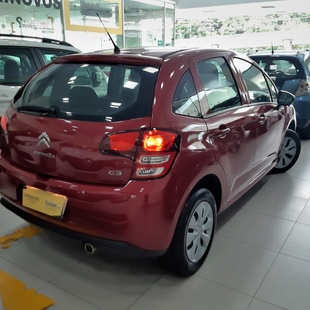 Citroën C3 1.6 Vti Flex Attraction Eat6