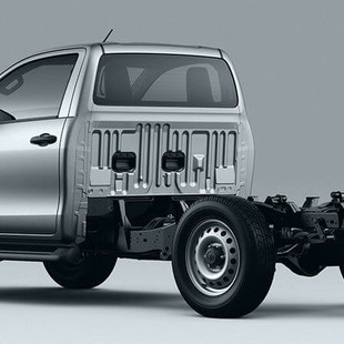 Hilux Cabine Simples 2021 2021