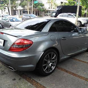 Mercedes Benz SLK 200 1.8 Kompressor Roadster