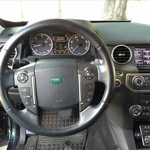 Land Rover DISCOVERY 4 3.0 HSE 4X4 V6 36V Turbo