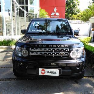 Land Rover DISCOVERY 4 3.0 SE 4X4 V6 24V Turbo