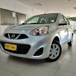 Nissan March 1.0 Mt Pack Co