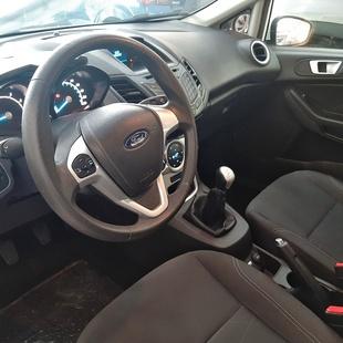 Ford Fiesta Sel 1.6 16V Flex