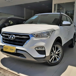 Hyundai Creta 1.6 16V Pluse Flex At