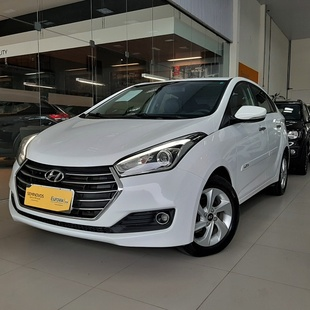 Hyundai Hb20S Premium 1.6 16V At Flex