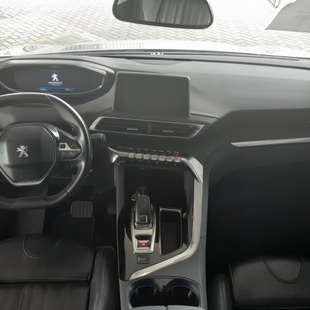 Peugeot 3008 1.6 Griffe 16V At